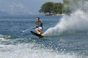 Ski nautique Aix-les-Bains Lac du Bourget
