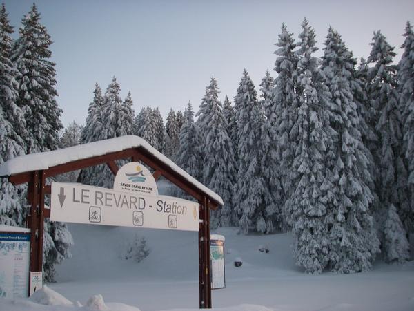 Station de ski nordique du Revard